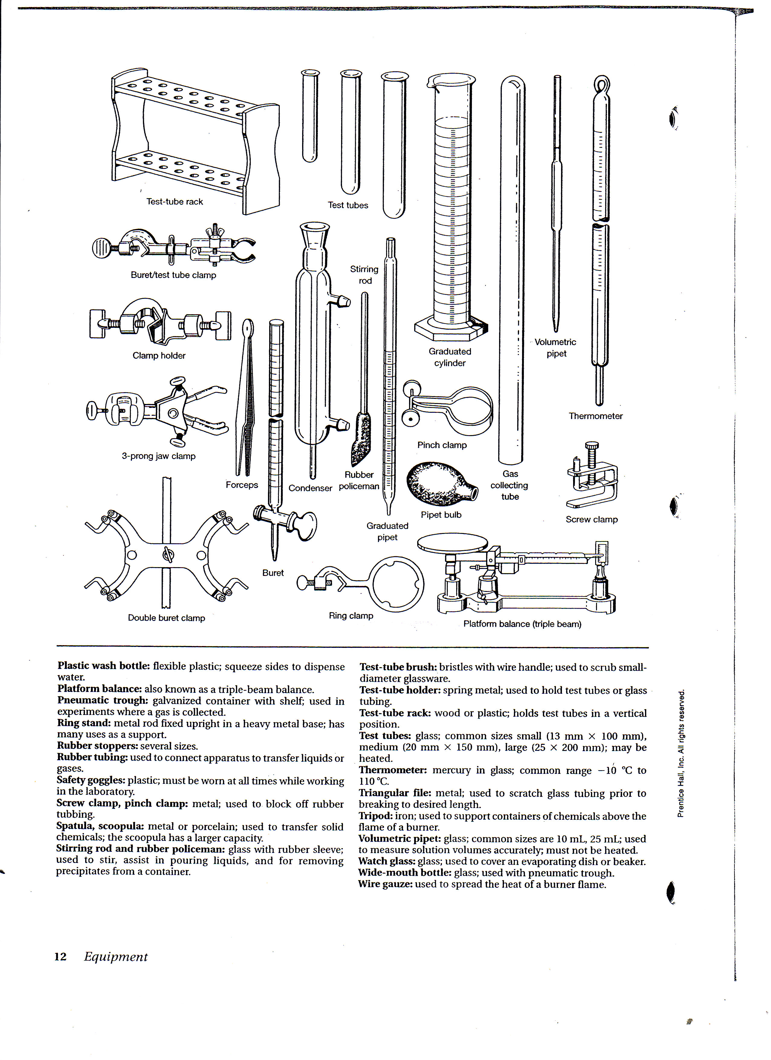 Tiffany tam handouts for the lab equipment and safety symbols reference sheets buycottarizona